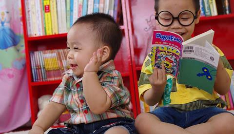 Taal, talks en koffie over: kinderboeken