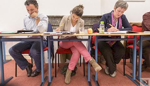 Taalcursussen bij de Volksuniversiteit