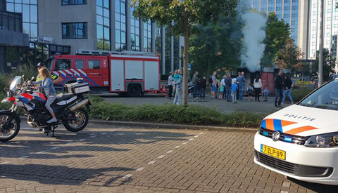 Kom werken bij de Vrijwillige Brandweer Nieuwegein-Noord