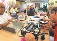 Repair Café staat 4 mei in teken van reparatie buitenspeelgoed