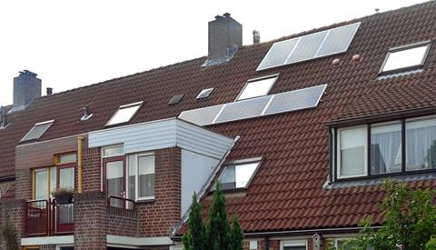 Vermogen uit zonnepanelen flink gestegen in Nieuwegein