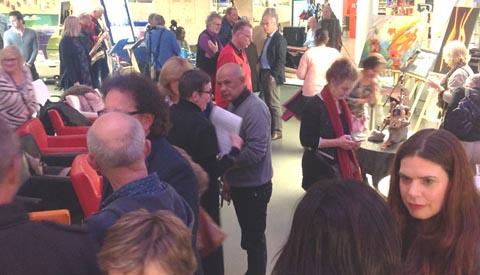 Nieuwegeins Peil: 'Feestelijke avond met verhalen rondom levensgebeurtenissen'