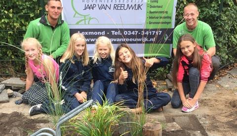 Gratis advies over watervriendelijke tuin bij de Hornbach