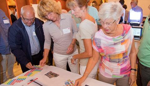 In gesprek over de uitdagingen van Nieuwegein