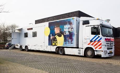 Mobiel Media Lab staat zaterdag 15 februari op Cityplaza