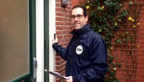 CDA stelt kandidatenlijst en verkiezingsprogramma vast