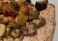Koken met PEN: 'Huisgemaakte gnocchi, dus verse pasta!'