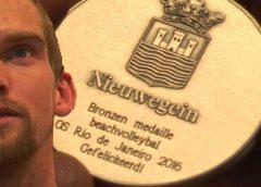 Meeuwsen uit Nieuwegein pakt met Brouwer eerste winst op de Olympisch Spelen