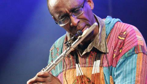 Stormy Monday met Surinam Soul en fluitist Ronald Snijders
