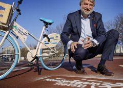 Color Bike Tour door Nieuwegein