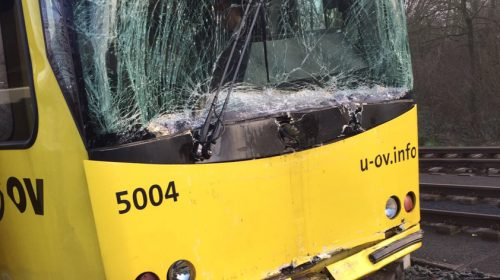 Stenengooiers gezocht die tram bekogelden in Nieuwegein