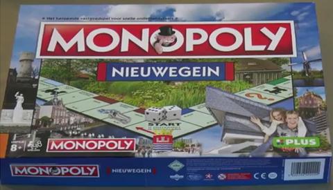Nieuwegein Monopolyspel inmiddels 2000 keer verkocht