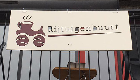 SP Nieuwegein op de bres tegen sluiting Rijtuigenhuis