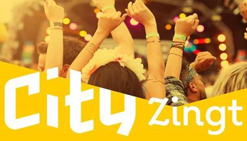 Tweede editie 'City Zingt'