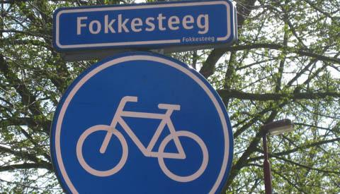 Fietsersbond ontwikkelt Fietsvisie Nieuwegein 2040