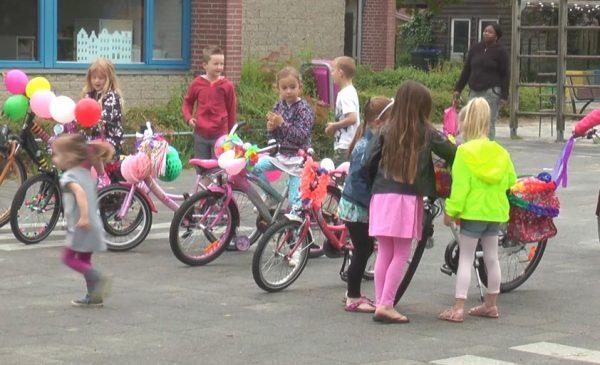 Kies voor gezondheid, pak de fiets naar school!