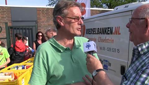 Voedselbank Nieuwegein-IJsselstein blijft open