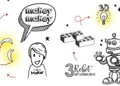 Media Makerspace Summer School in de bieb van Nieuwegein