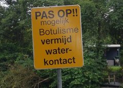 Botulisme in water in de wijk Batau Noord