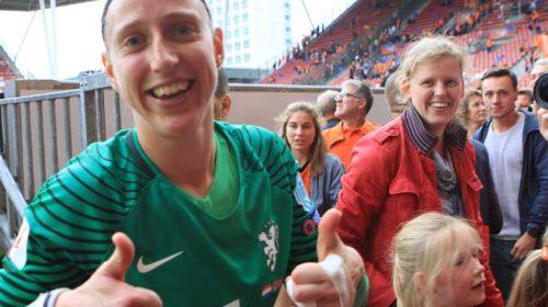 Nieuwegeinse Sari van Veenendaal blinkt uit op het WK
