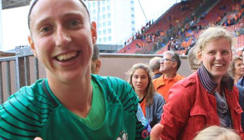 Topper Feyenoord-PSV met Sari van Veenendaal live