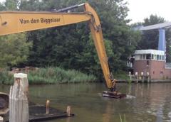 Digitale bewonersavond baggeren Gekanaliseerde Hollandsche IJssel/Doorslag