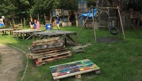 Nieuwe vrijwilligers voor bouwspeeltuin Bouwgein