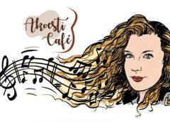 PENTekening: 'Doorstart van het AkoestiCafé in Nieuwegein'