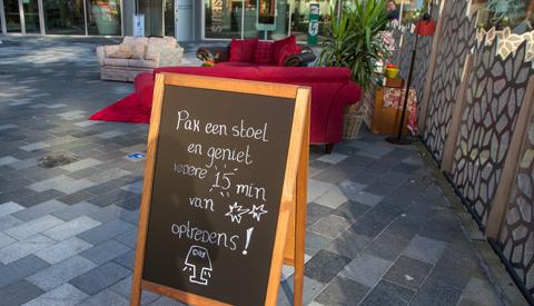 City opnieuw vermeden door Nieuwegeiners
