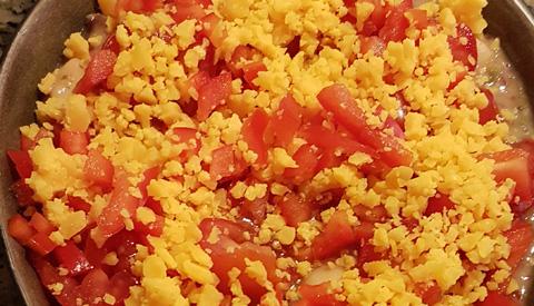 Koken met PEN: 'Mexicaanse bonendip met cheddar'