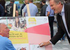 Video: Weekmarkt komende zaterdag op het Stadsplein