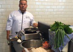 100% Cees. Deze week maakt Maestro Culinaire Cees van Suylekom heerlijk kabeljauw