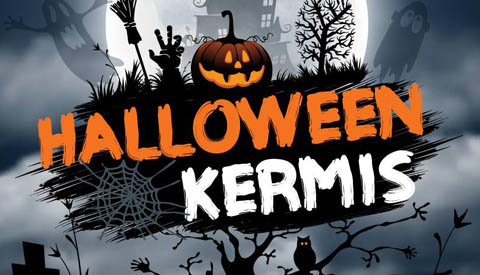 Halloweenkermis; de garantie voor ouderwetse kermispret