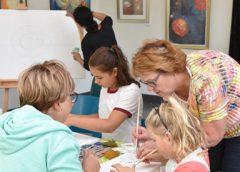 'Kids Art Club' een succes!