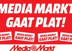 MediaMarkt Nieuwegein gaat plat!