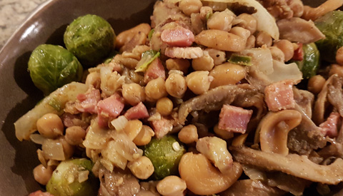 Herfstig recept deze week in 'Koken met PEN'