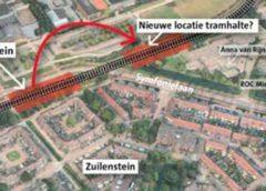 Tramhalte Zuilenstein verplaatsen naar betere plek?