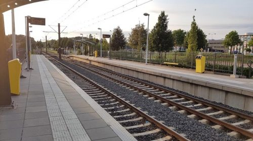Testrit met nieuwe tram levert kleine aanpassing op
