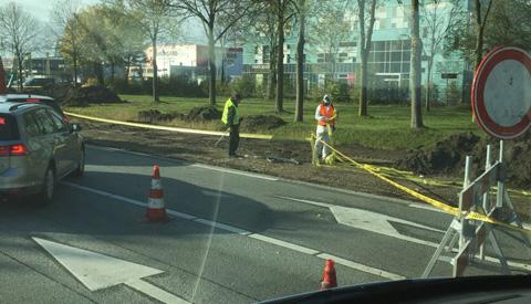 Bedrijventerrein Liesbosch straks weer schoon en veilig
