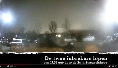 Wijk Galecop geteisterd door autoinbraken, daders in beeld