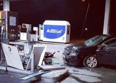 Dronken Fransman ramt tankstation Total bij Nieuwegein op de A2