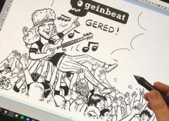 PENTekening: 'Geinbeat gered!'