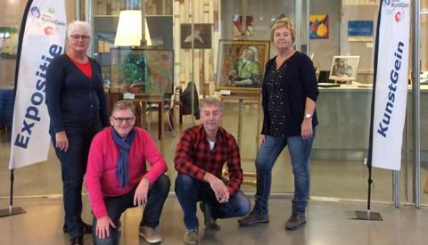 KunstGein Podium met nieuwe expositie: 'ART-als dat geen Kunst is!'