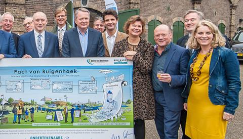 Impuls voor ontwikkeling Nieuwe Hollandse Waterlinie