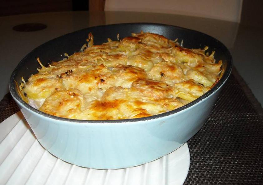 koken met pen: 'witlof, kruimige aardappelen en camembert' - de