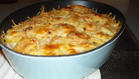 Koken met PEN: 'Witlof, kruimige aardappelen en camembert'