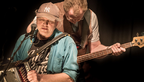 AkoestiCafé 10 januari in Theatercafé De Kom