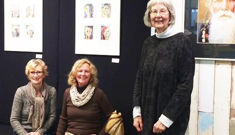 Expositie 'Dubbelzinnig' in KunstGein Podium