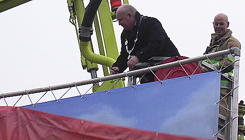 Start bouw nieuwe brandweerpost in Vreeswijk