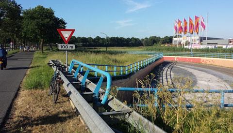 Fietsersbond: 'Zet een streep door kruising Liesboschterrein'